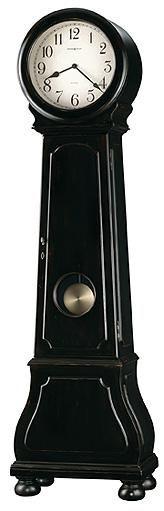 Howard Miller Nashua Distressed Black Floor Clock