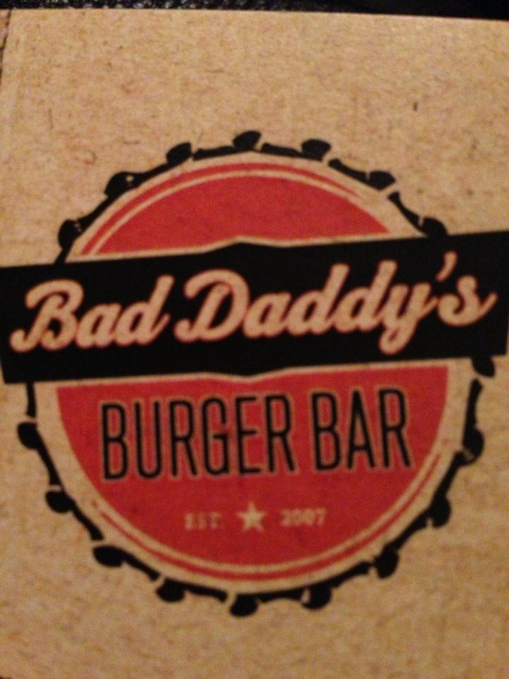 Bad Daddy's Burger Bar - Great #GF and dairy free bun, but they do not have a dedicated fryer. The GF menu is a bit limited, but the items on it are outstanding.