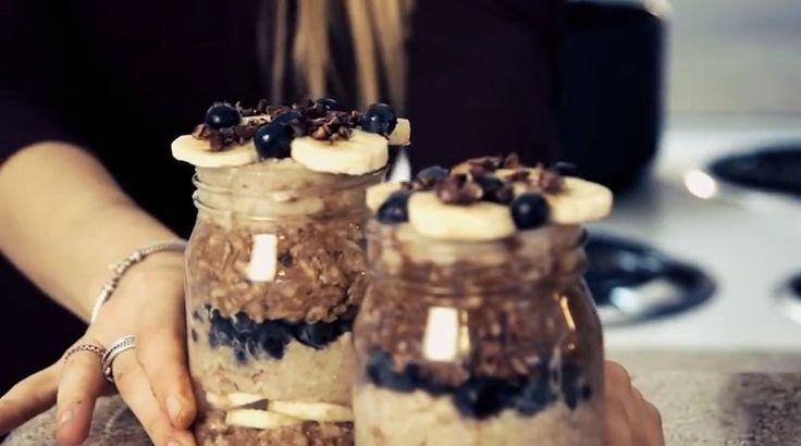 jordan younger blueberry chocolate jar of yumminess