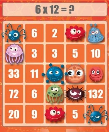 Cool Math Games to play with Kids #math #games