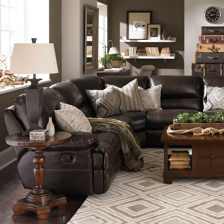 40 Best Living Images On Pinterest Decorating Ideas Home Ideas Inspiration How To Decorate A Sectional Couch With Pillows