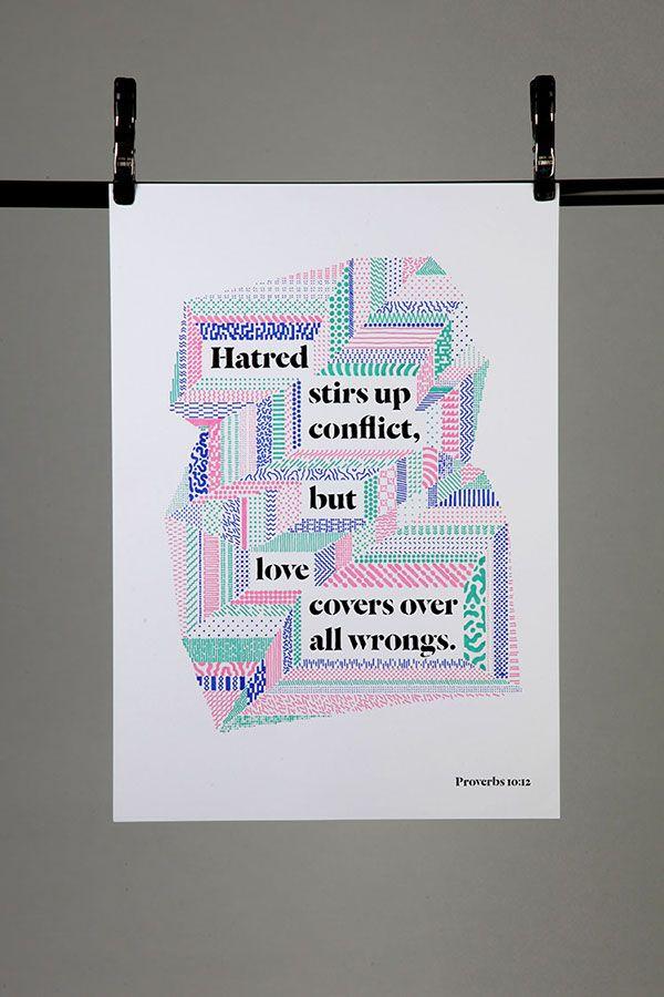 Illuminated Proverbs