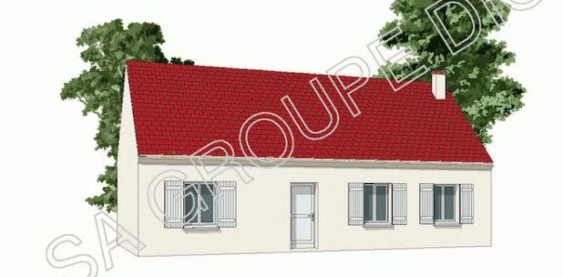 Plan de maison Diogo Fernandes : JA140423 http://www.diogo.fr/plans-maisons/plan/2/ja140423/