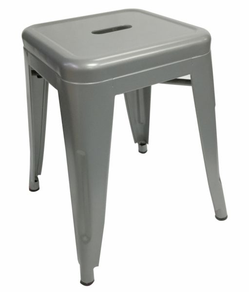 Buy Replica Tolix Stool 45cm Silver Online at Factory Direct Prices w/FAST, Insured, Australia-Wide Shipping. Visit our Website or Phone 08-9477-3441