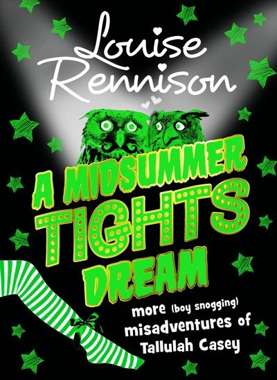 a midsummer tights dream by louise rennison, Young Adult