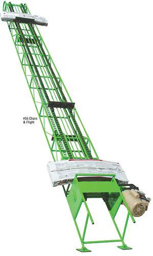 Chain and Flight Conveyor