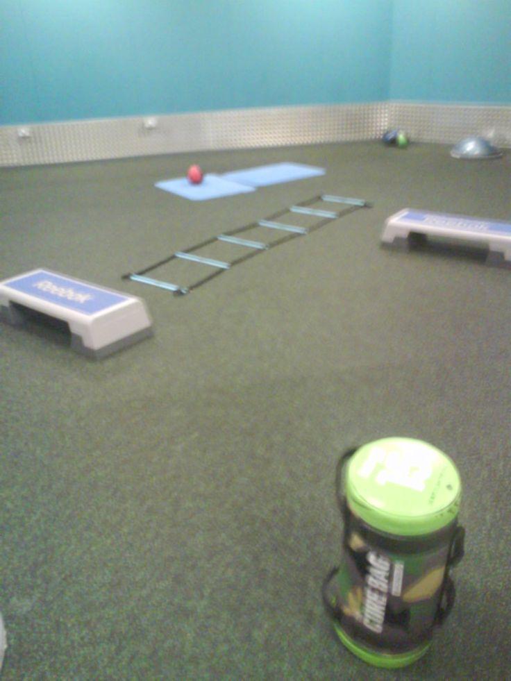 My classic plyometric workout - 2012