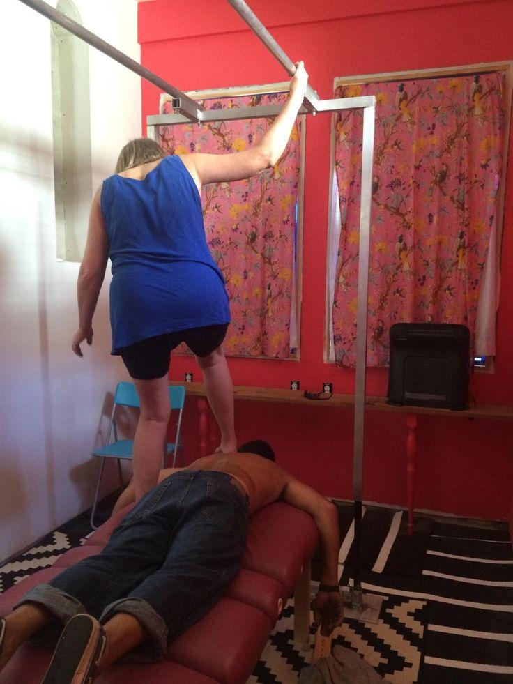 Ashiatsu Massage Bars By Dwayne Duke Liv2bhis Portable