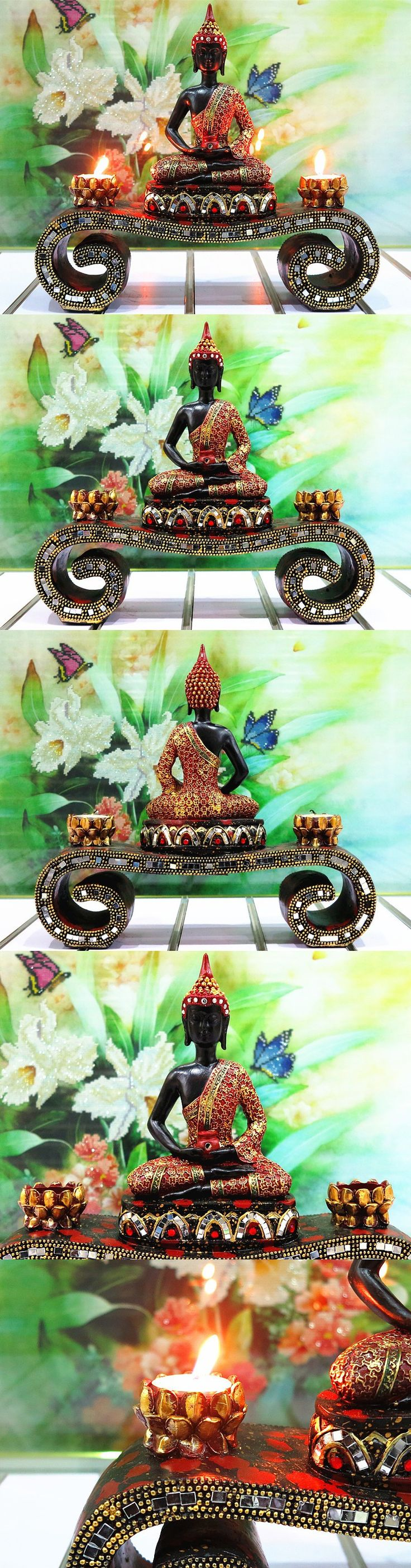 Gautam Buddha statues Southeast Asian style home accessories, home decoration products Thai Buddha Decoration $271.7