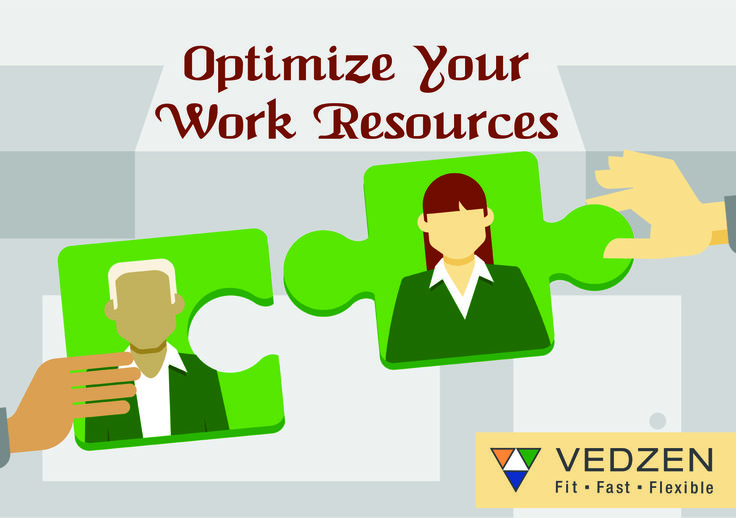 Reduce your #work cost by optimizing the correct use of your #resources. #Vedzen https://www.vedzen.com/