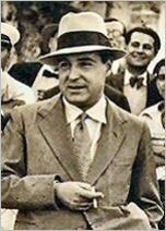 Giorgio Ascarelli; fu il principale promotore della fondazione e primo presidente del Napoli calcio. Dopo la prematura morte gli fu intitolato a furor di popolo lo Stadio da lui costruito