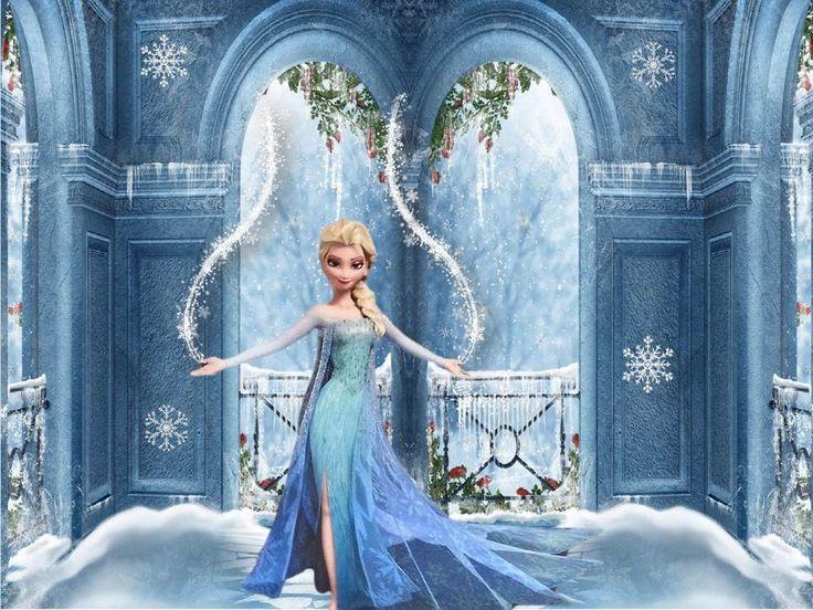 Frozen the movie Disney Edible