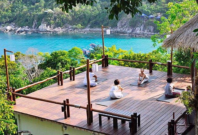 22 Feb – 27 Feb, 2016 | 5 Day 'Island Escape' Yoga Retreat – Koh Tao, Thailand #yogaretreat #yoga #glomad Bookings: https://glomad.com/experience/1459