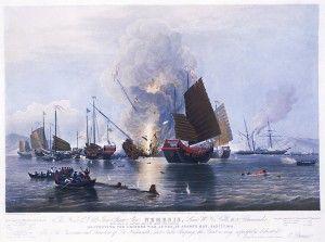 3 juin 1839 : La Première guerre de l'opium devient inévitable http://jemesouviens.biz/?p=1137