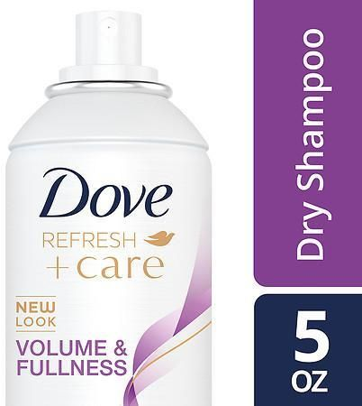 Dove Refresh + Care Dry Shampoo Volume & Fullness #hair #full #ad #volume #Dove