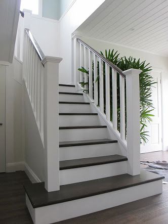 Gyprock Wall Stairs Google Search Timber Staircase