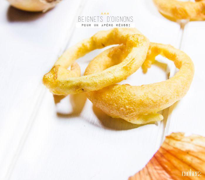 Marion, notre blogueuse culinaire du blog « Cookeez.fr », vous fait découvrir sa recette de beignets d'oignons réalisée avec la Friteuse Delonghi F22310CZ (voir les friteuses de la marque)  E…