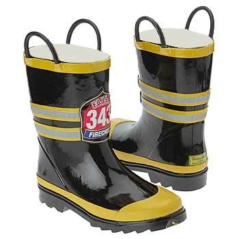 Western Chief F.D.U.S.A. Tod/Pre/Grade Boots (Black) - Kids' Boots - 11.0 M