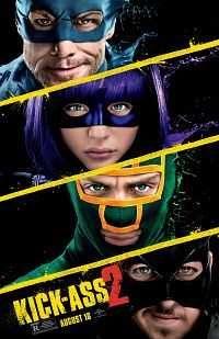 Kick Ass 2 (2013) Dual Audio 300mb Movies Download