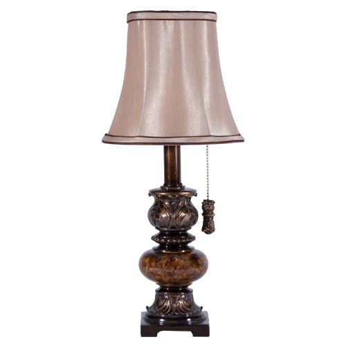 Small Brown Accent Lamp with Pullchain - 90 Best Traditional Table Lamps Images On Pinterest Traditional
