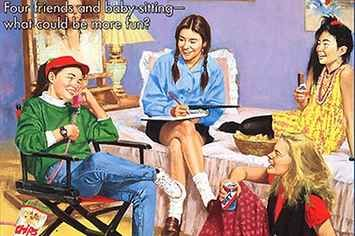 """Which Baby-Sitter From """"The Baby-Sitters Club"""" Matches Your Zodiac Sign?"""