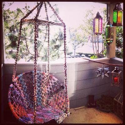 Marrakech Swing Chair Urban Outfitters Beach Pad Pinterest