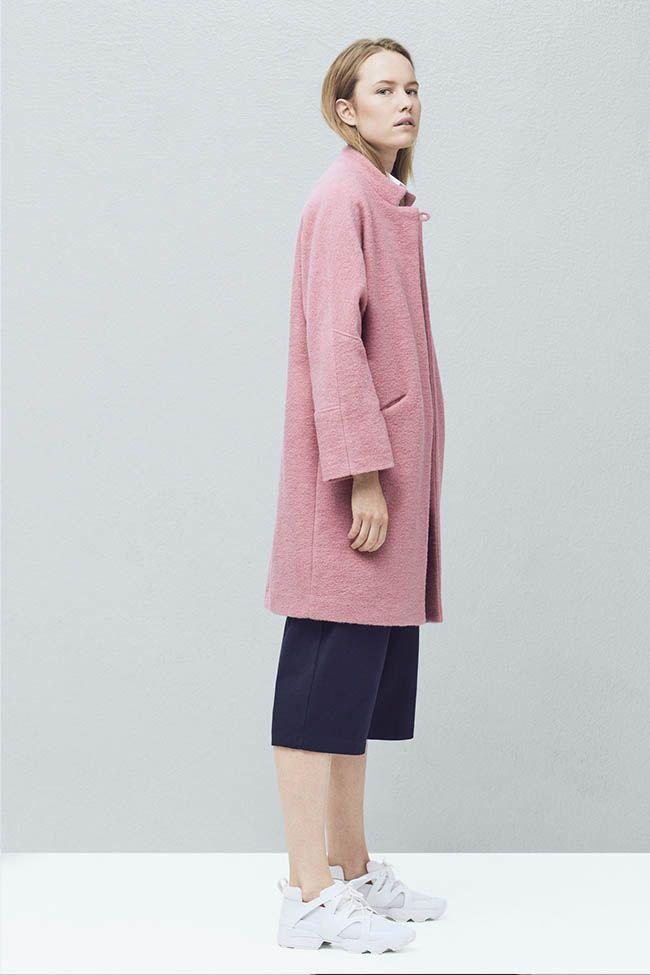 [TEMPORADA PRIMAVERA 2016] Ante, cuero y lana en la nueva colección primavera 2016 de abrigos de Mango  En #Modalia | http://www.modalia.es/marcas/mango/10123-lana-cuero-ante-coleccion-primavera-2016-abrigos-mango.html