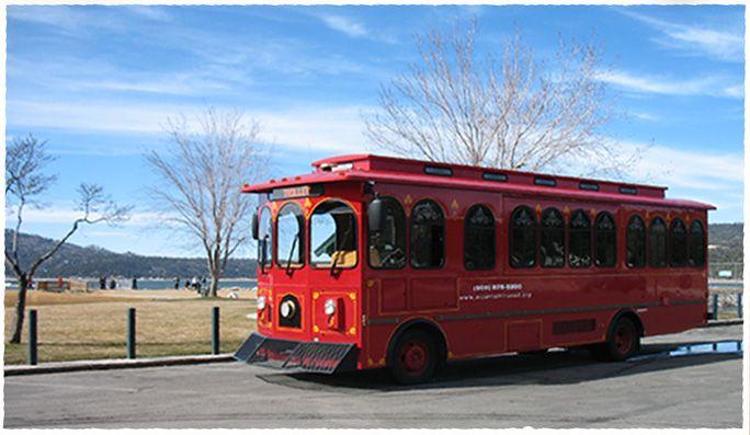 Mountain Transit – Big Bear Trolley | Big Bear Village | Big Bear Lake Events | Big Bear CA