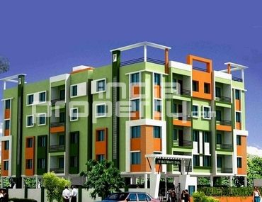Property details: Apartment for Sale at Patrapada, Bhubaneswar @28.88 lakhs  Bhubaneswar, Odisha.  Situated just besides the NH_5, 4kms from Baramunda Bus Stand, BDA Approved Complex, 24 Nos. of 2BHK  And 2BHK With Study Units