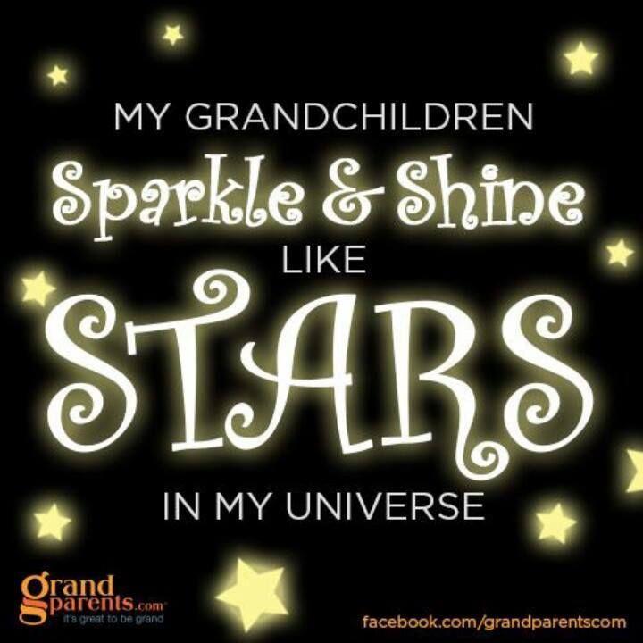 My grandchildren are my everything!