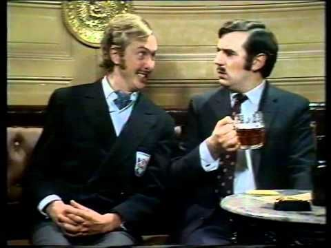 or outdoor clothing Monty Python  39 s Flying Circus     34 The Milkman  34   amp    34 Nudge  Nudge  34