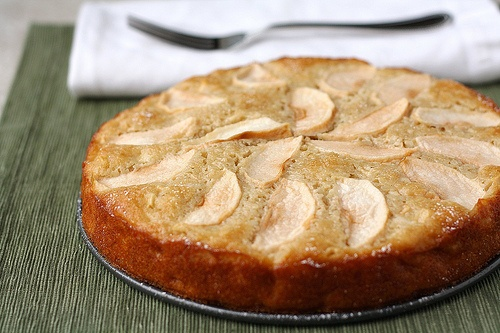 apple-coconut family cake | Cakes | Pinterest