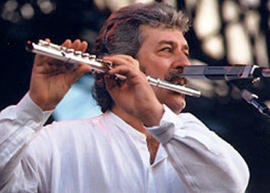 """Raymond """"Ray"""" Thomas (born 29 December 1941) is an English musician, best known as a flautist, singer and composer in the rock band, The Moody Blues. Some of his compositions are; """"Another Morning"""" and """"Twilight Time"""" (from Days of Future Passed), """"Dr. Livingstone, I Presume"""" and """"Legend of a Mind"""" (from In Search of the Lost Chord), """"Dear Diary"""" and """"Lazy Day"""" (from On the Threshold of a Dream), """"Eternity Road"""",and """"Floating"""" (from To Our Children's Children's Children), """"And the Tide…"""