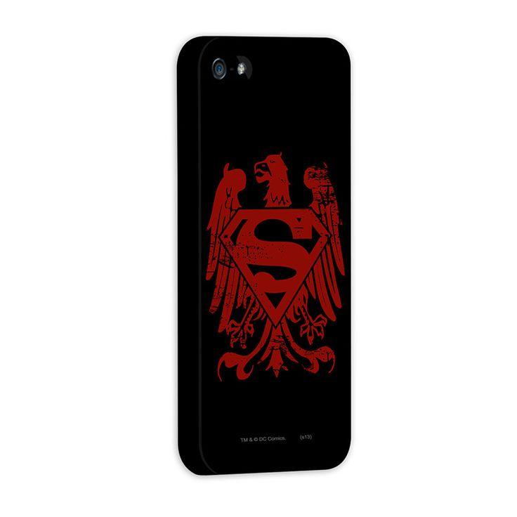 CAPA DE IPHONE – DC COMICS – SUPERMAN – ÁGUIA AMERICANA