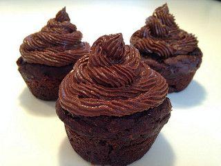 Madame Labriski a 2 ans aujourd'hui! Bonne fête! Pour souligner l'occasion, voici la première recette du blogue de muffinski : le MÉCHANT PLAISIR! Un muffin santé, sans sucre sans gras ajoutés avec son glaçage sans sucre et sans gras ajoutés pour encore plus de bonheur. QUOI? VRAIMENT? Oh que oui. Un plaisir au chocolat et...
