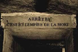 The Catacombs in Paris