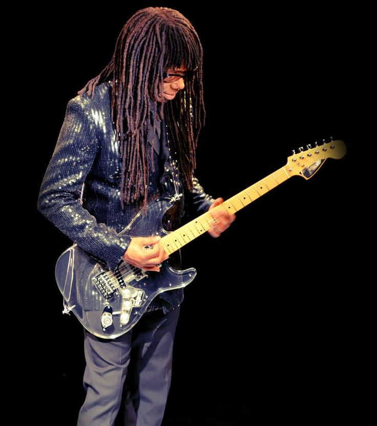 Chic feat. Nile Rodgers Live At The Big Top Limerick on 10 November 2015