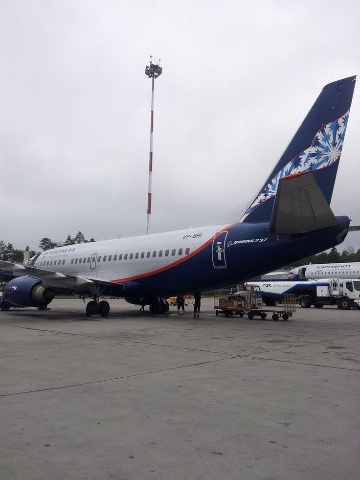 Международный аэропорт Шереметьево / Sheremetyevo International Airport (SVO) in Химки