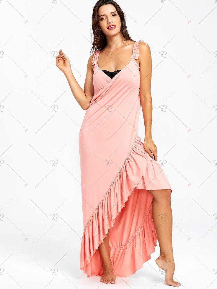 rosegal   Slip dress, Dresses, Fashion