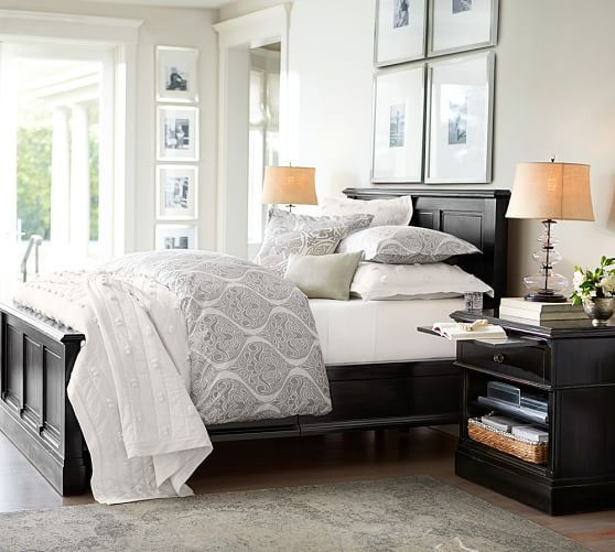 find this pin and more on home ideas - Black Bedroom Furniture Decorating Ideas