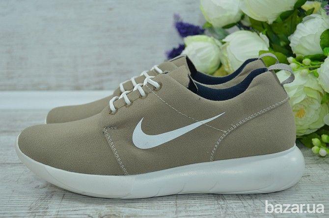Женские кроссовки Nike натуральный текстиль Киев - изображение 1