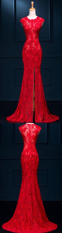 Slit Evening Dresses, Red Slits Prom Dresses, Split Long Prom Dresses, Split Prom Dresses, Long Evening Dresses, Long Sexy Red Lace See Through Split Mermaid Prom Evening  Dresses, Red Prom Dresses, Mermaid Prom Dresses, See Through dresses, Red Lace dresses, Long Prom Dresses, Lace Prom Dresses, Sexy Red Dresses, Sexy Prom dresses, Long Red dresses, Sexy Lace Dresses, Long Lace dresses, Sexy Long Dresses, Red Lace Prom dresses, Red Long dresses, Red Mermaid dresses, Red Mermaid Prom d...