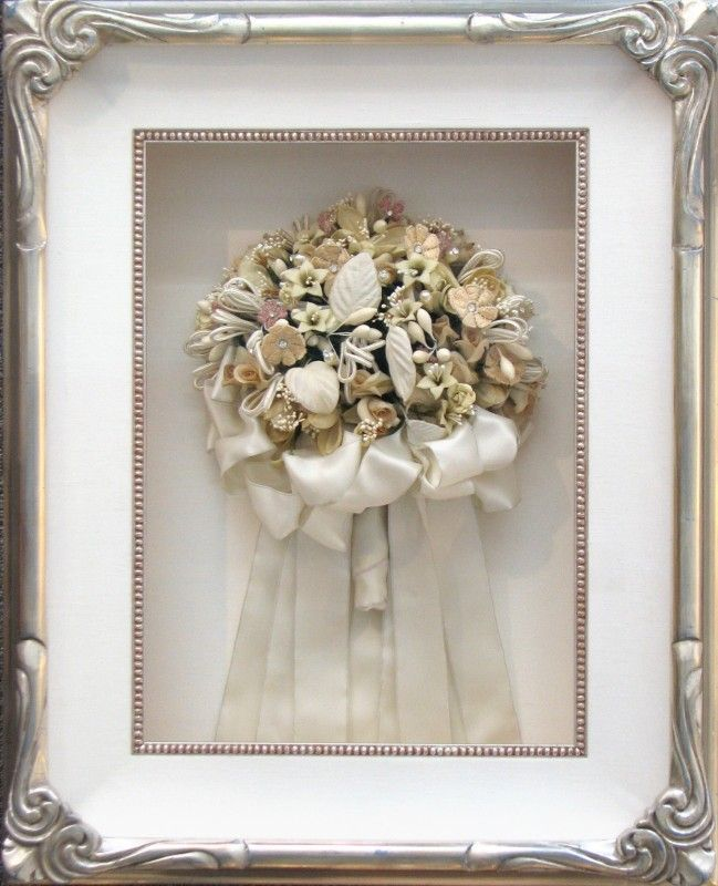 Dry Wedding Flowers: 17 Best Images About Framed Wedding Flowers On Pinterest