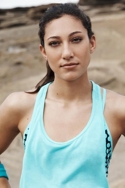 Nike Women Presents: USA National Soccer Team Forward Christen Press