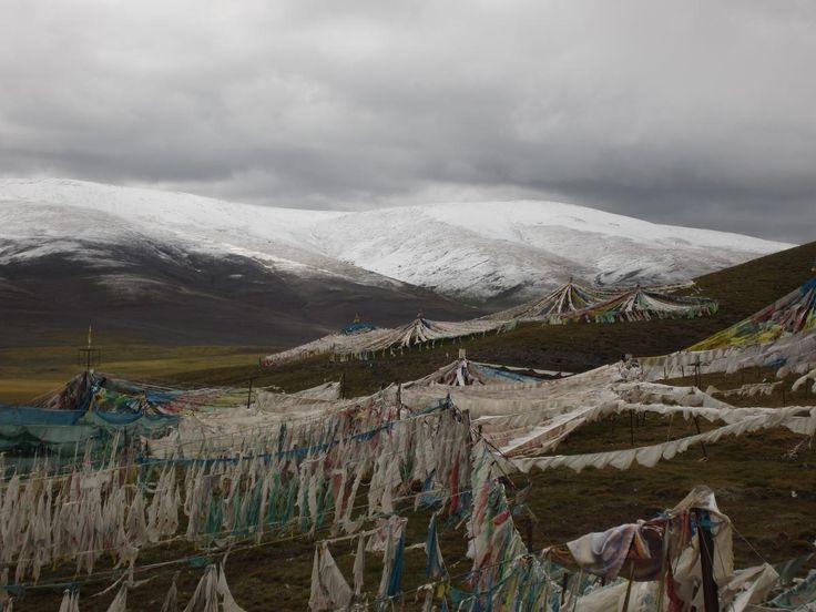 Tibet - ein Reisetraum - Reisedepeschen