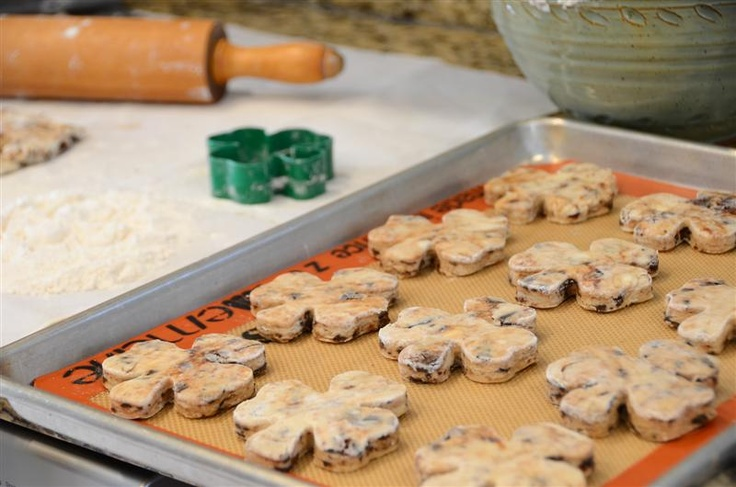 Thin Mint Scones?!?!?! OH my!!