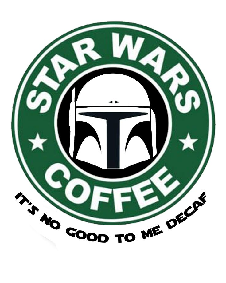 8 Free Star Wars Printables with a Coffee Theme!
