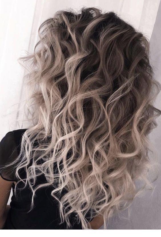 Frisur Weil wir unsere Haare lieben