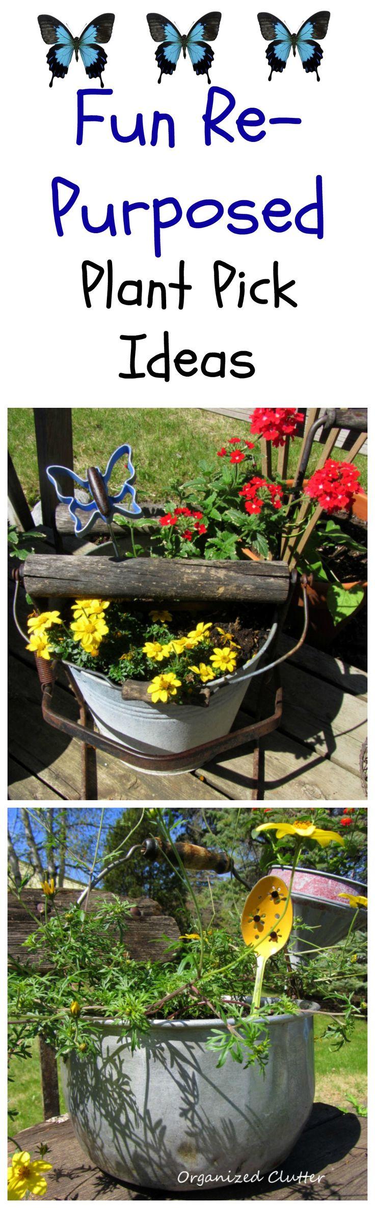 1393 best garden junk/antiques images on Pinterest   Garden junk ...
