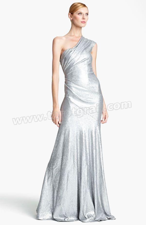 26 best One Shoulder Evening Dresses images on Pinterest | Party ...